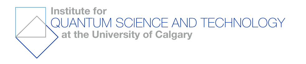 Institute for Quantum Science and Technology log